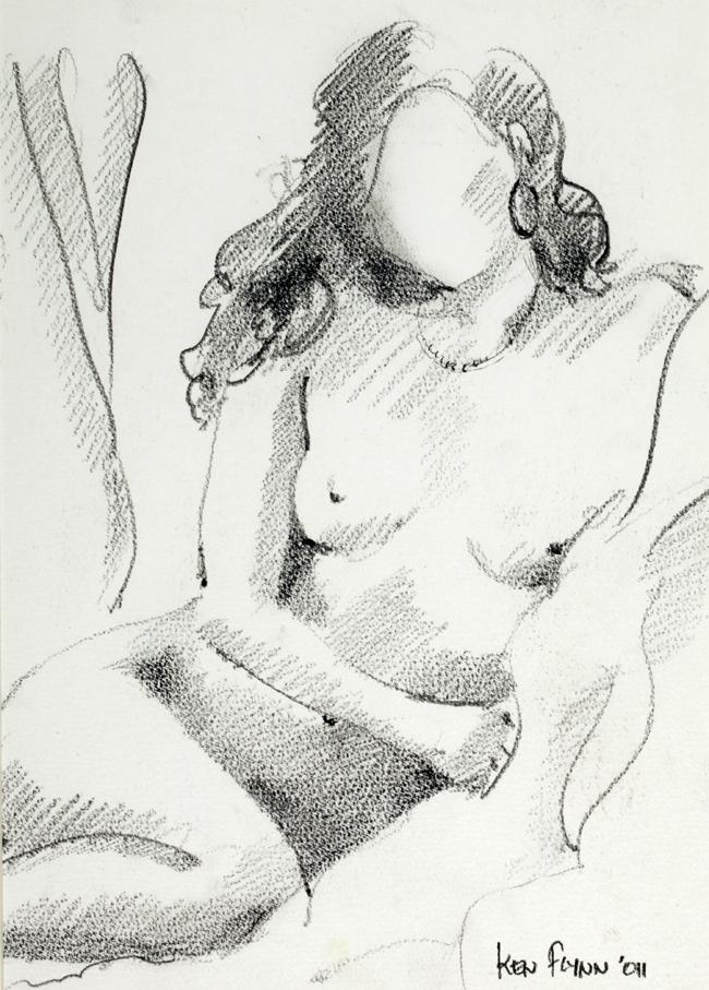 Nude Drawing 2011