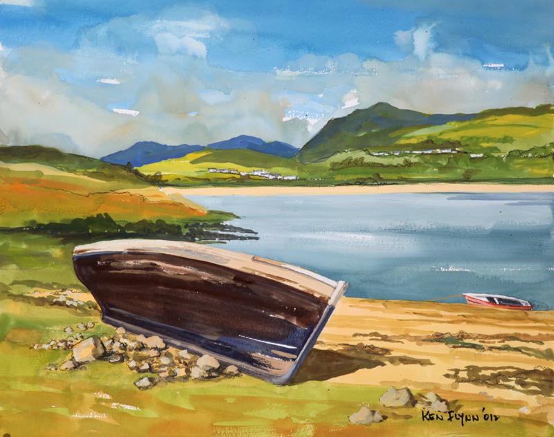 Mulranny from Illanoona, Mayo