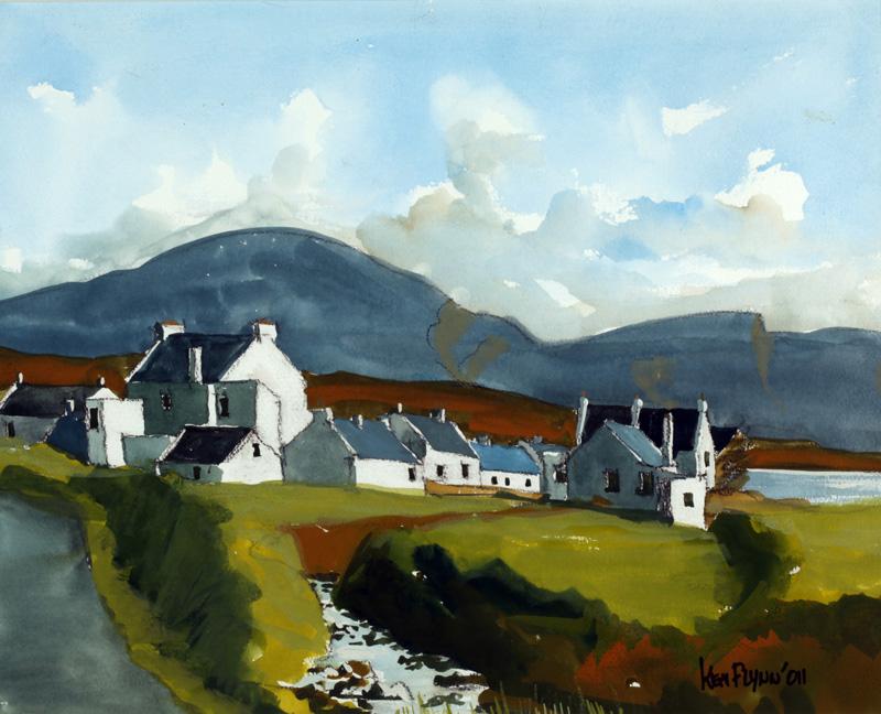 Menawn Cliffs, Dooagh Road, Achill